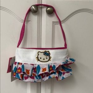 Hello kitty super cute purse NWT